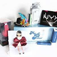Giveaway: Win this gift bag from the 2011 GBK American Music Awards gifting suite