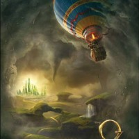 POSTER: Oz the Great and Powerful- March 8, 2013