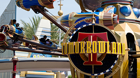 Tomorrowland movie set for December 19, 2014 : Para Todos