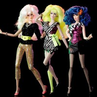 The Misfits dolls for 2013: Pizzazz, Roxy and Stormer