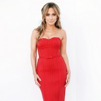 Look of the month: Jennifer Lopez in Lanvin