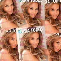 Jennifer Lopez Para Todos magazine winners