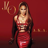 "Jennifer Lopez reveals the album cover for ""AKA"""