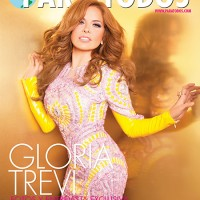 Gloria Trevi graces the cover of Para Todos' magazine's August 2014 edition