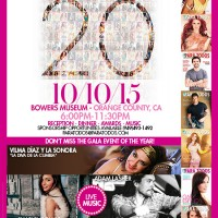 Amigo ticket - PARA TODOS 20avo aniversario – 10/10/15