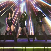 Fifth Harmony showcase talent during their 7/27 Tour at Irvine Meadows Amphitheater