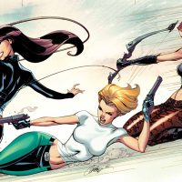 'Danger Girl' Movie in the Works From 'Resident Evil' Producers Constantin Film - Executive Produced by Creators Campbell and Hartnell