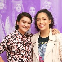 Marvel's Runaways on Hulu Is the Best Superhero Series of the Year - Exclusive Interview with Allegra Acosta and Ariela Barer