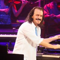 Yanni brings his legendary Live at the Acropolis to Segerstrom Center for the Arts for 25th anniversary concert
