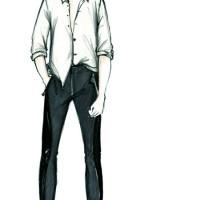 Giorgio Armani diseña para Ricky Martin