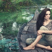 Angelina Jolie para Louis Vuitton