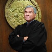 Persona Notable Juez Frederick P. Aguirre