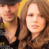 Jesse & Joy en la portada