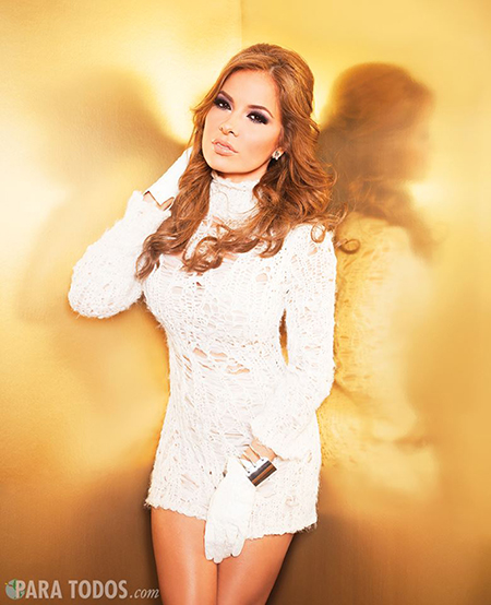 Exclusive interview with Gloria Trevi: For Everyone