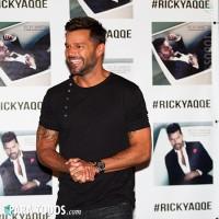 Ricky Martin lanza A Quien Quiera Escuchar en el Museo Grammy