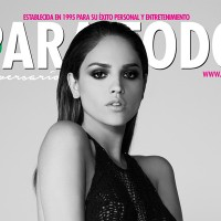 Eiza González, en portada de Para Todos, septiembre 2015