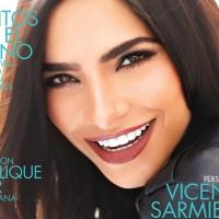 Alejandra Espinoza en la portada de Para Todos - Junio 2016