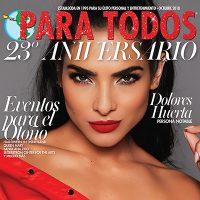 Para Todos celebra 23 años como la revista con más representación latina en sus portadas