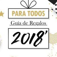 Guía de Regalos - 2018