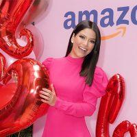 Ana Patricia Gámez celebra el día del amor y la amistad junto a Amazon